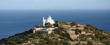 Greek church on Amorgos